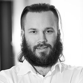 Porträttbild Matias Skön